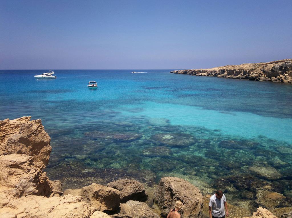 Пляж Корал Бэй на Кипре, фото 6