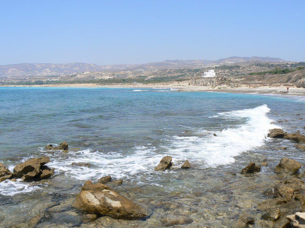 Пляж Корал Бэй на Кипре, фото 7