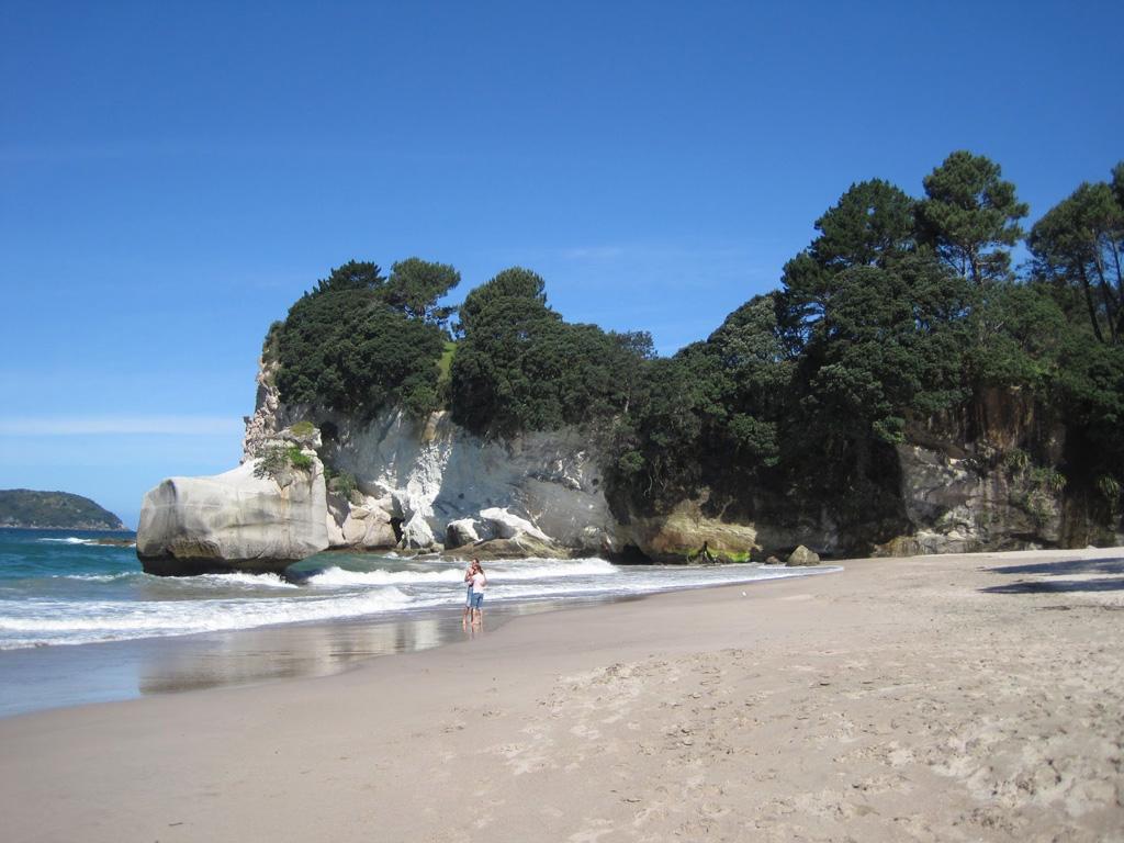 Пляж Коромандел в Новой Зеландии, фото 2