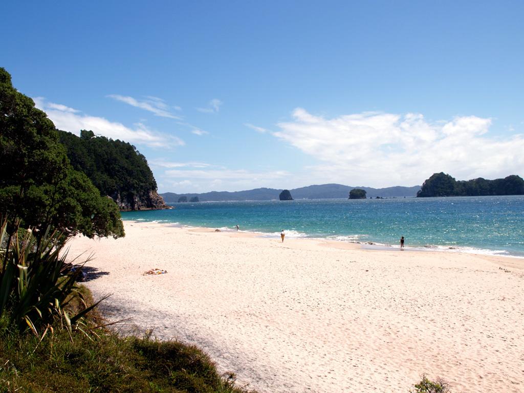 Пляж Коромандел в Новой Зеландии, фото 5