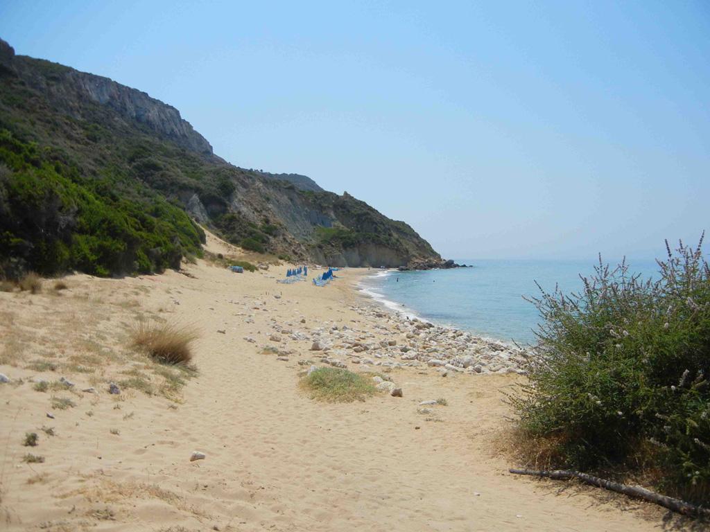 Пляж Корони в Греции, фото 1