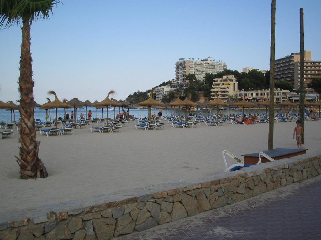 Пляж Пальма Нова в Испании, фото 4