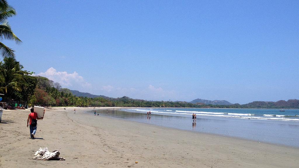 Пляж Плайя Самара в Коста-Рике, фото 5