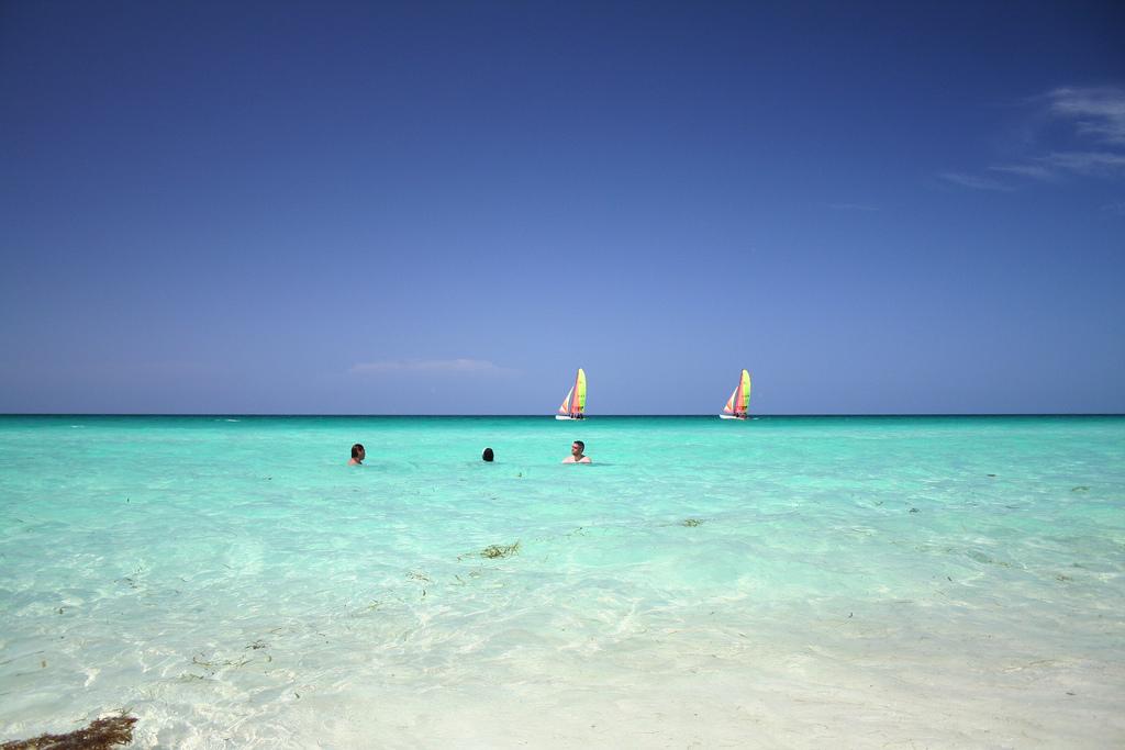 фото пляжей куба