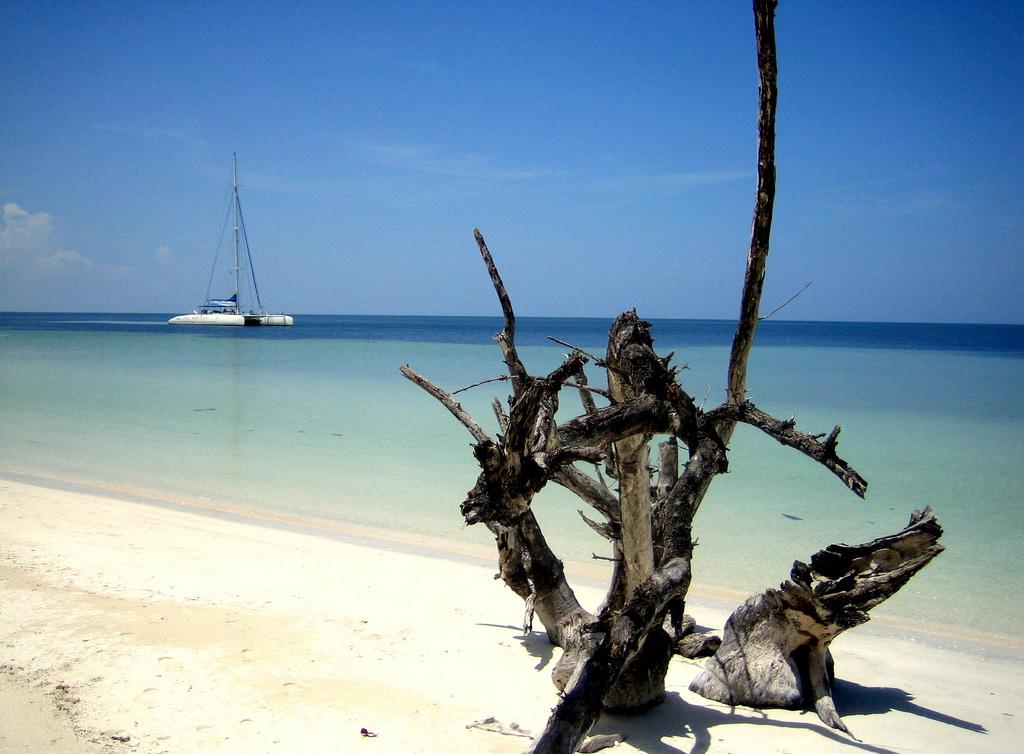 Пляж Санта Мария на Кубе, фото 1