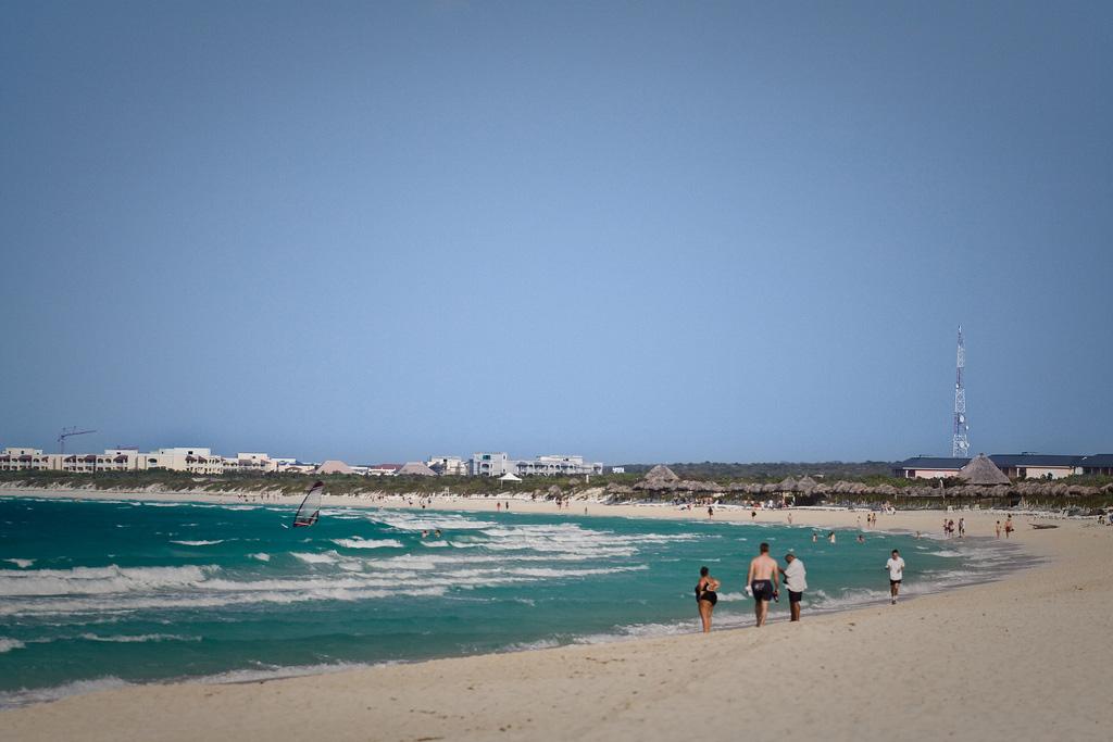 Пляж Санта Мария на Кубе, фото 3