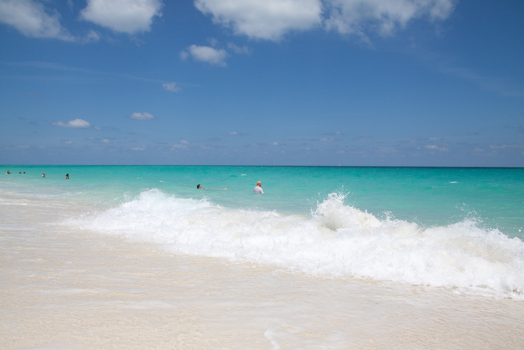 Пляж Санта Мария на Кубе, фото 8
