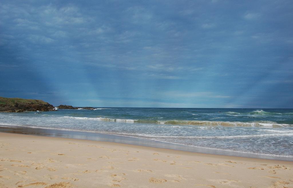 Пляж Спрингс в Австралии, фото 5