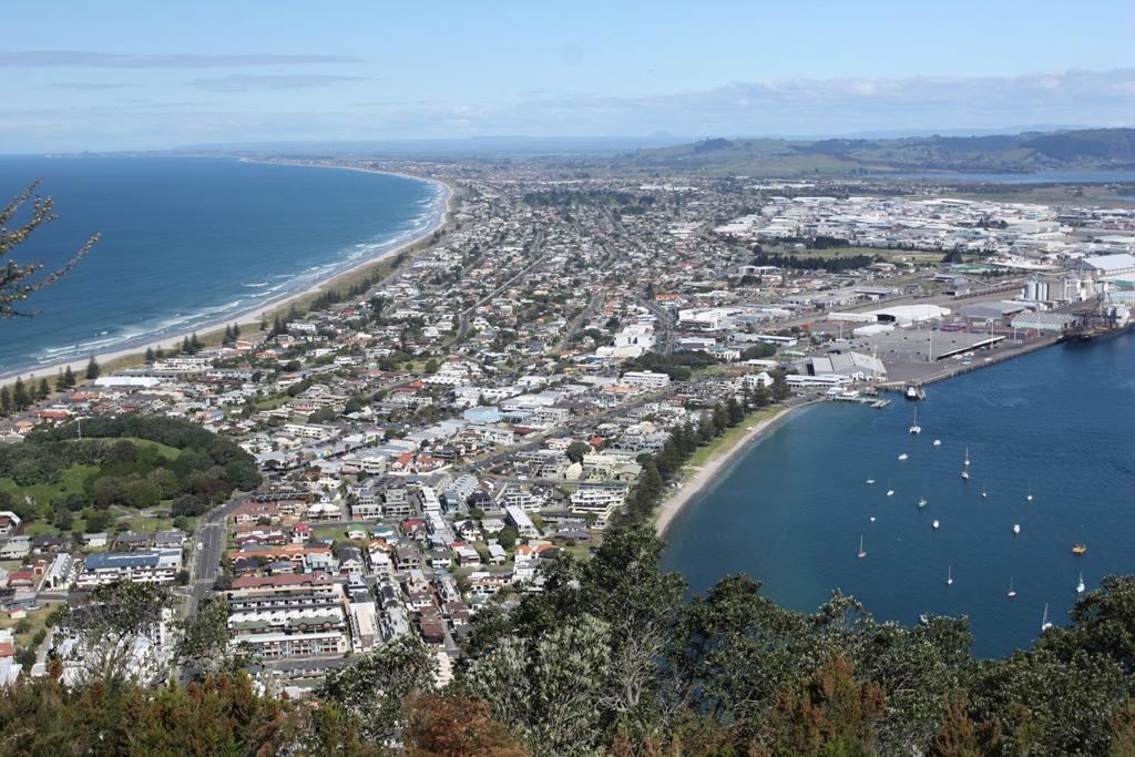 Пляж Тауранга в Новой Зеландии, фото 4