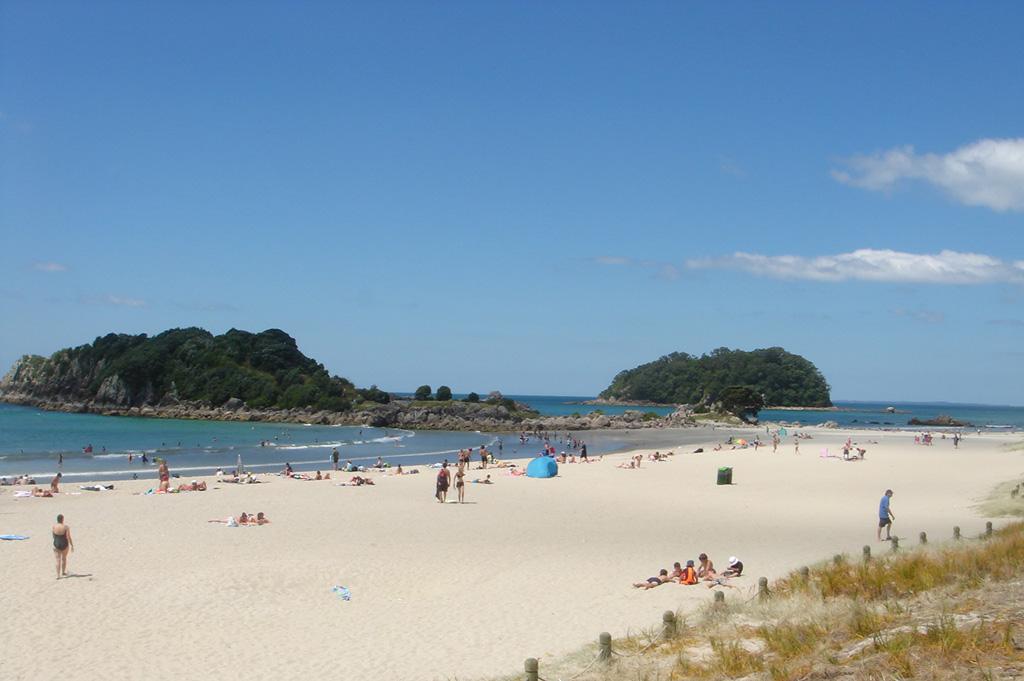 Пляж Тауранга в Новой Зеландии, фото 5