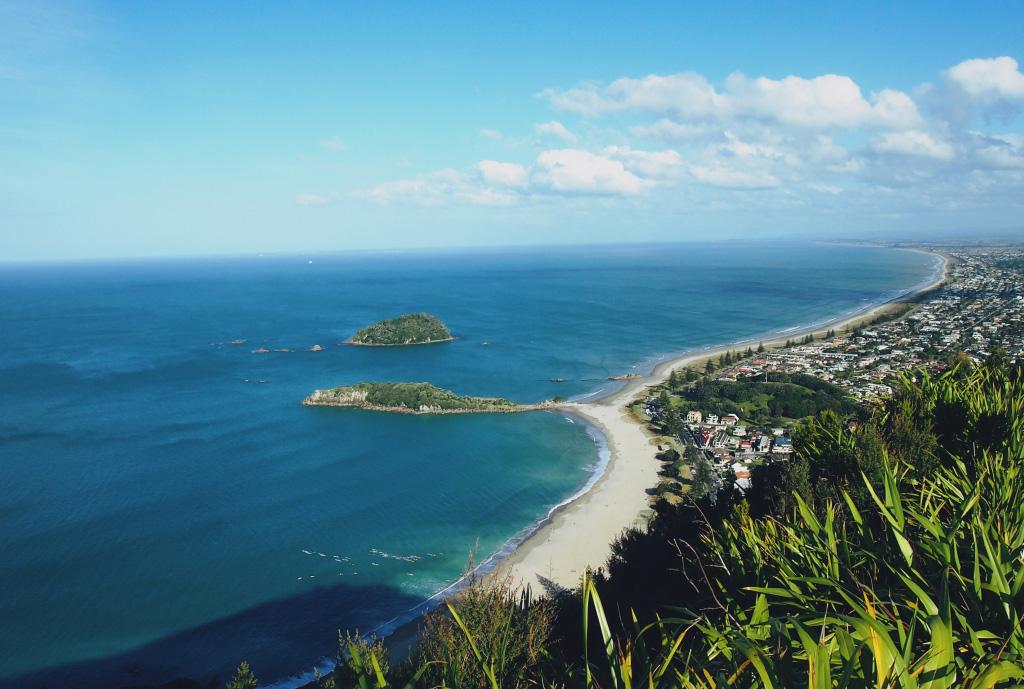 Пляж Тауранга в Новой Зеландии, фото 6