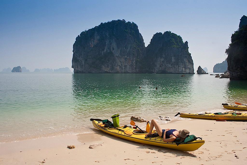 Пляж Ха Лонг во Вьетнаме, фото 1