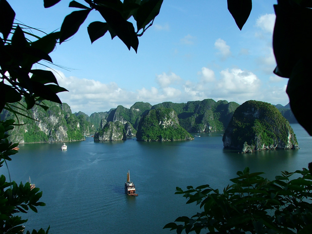 Пляж Ха Лонг во Вьетнаме, фото 2