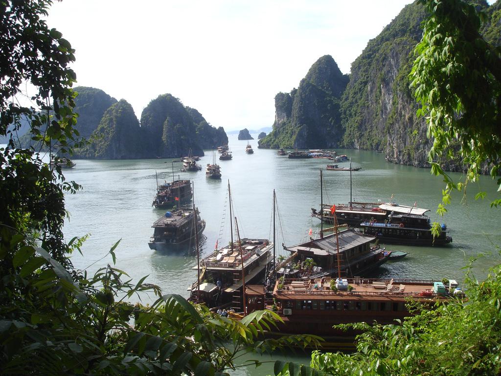Пляж Ха Лонг во Вьетнаме, фото 4