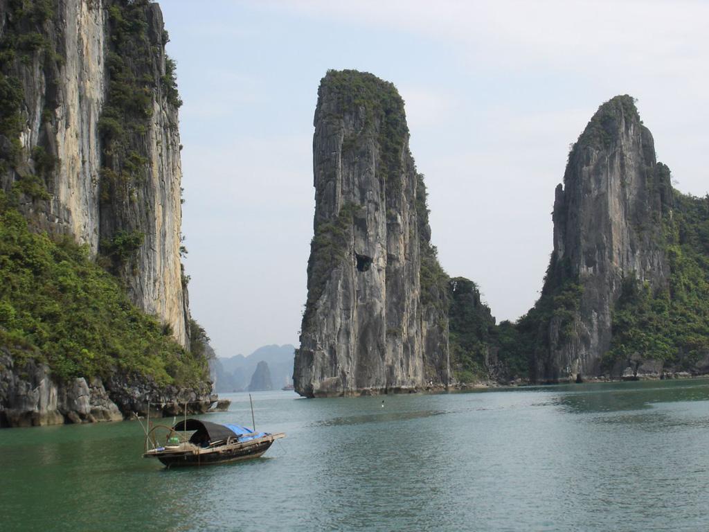 Пляж Ха Лонг во Вьетнаме, фото 5