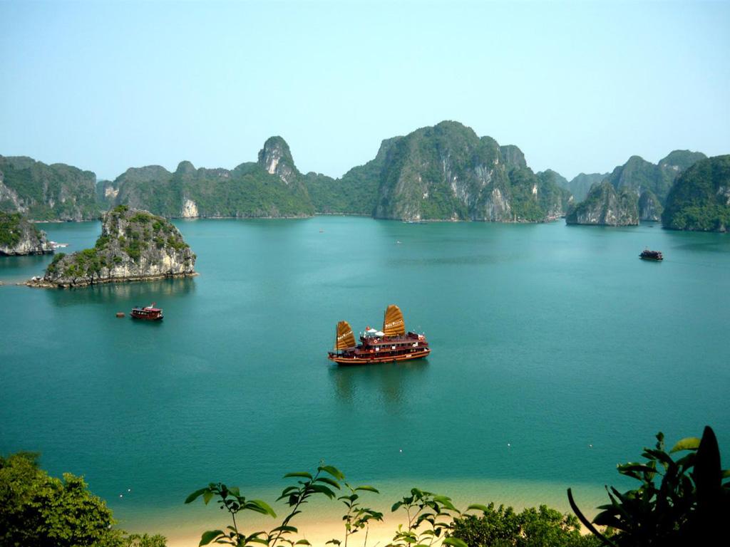 Пляж Ха Лонг во Вьетнаме, фото 6