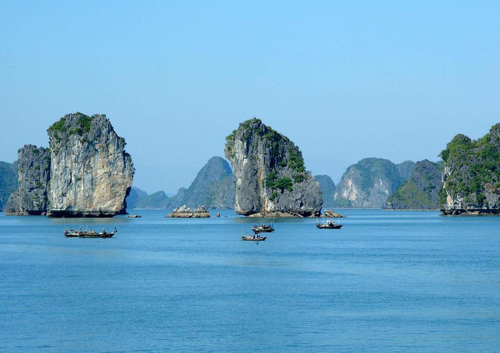 Пляж Ха Лонг во Вьетнаме, фото 7