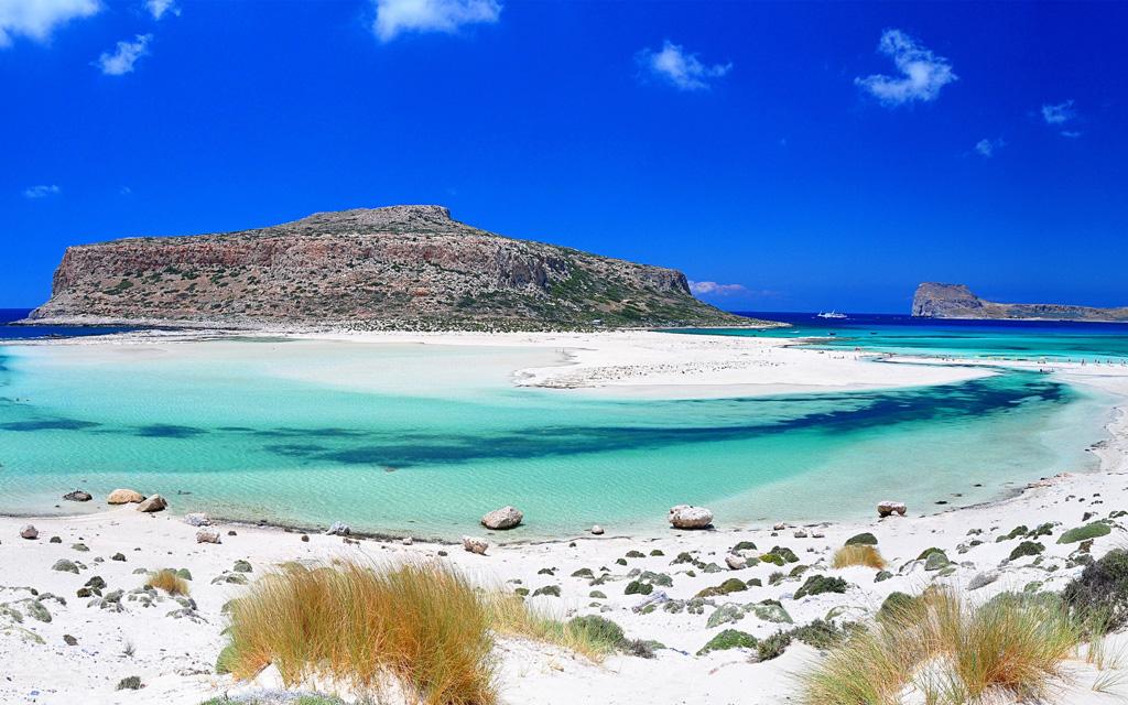 Пляж Балос в Греции, фото 1