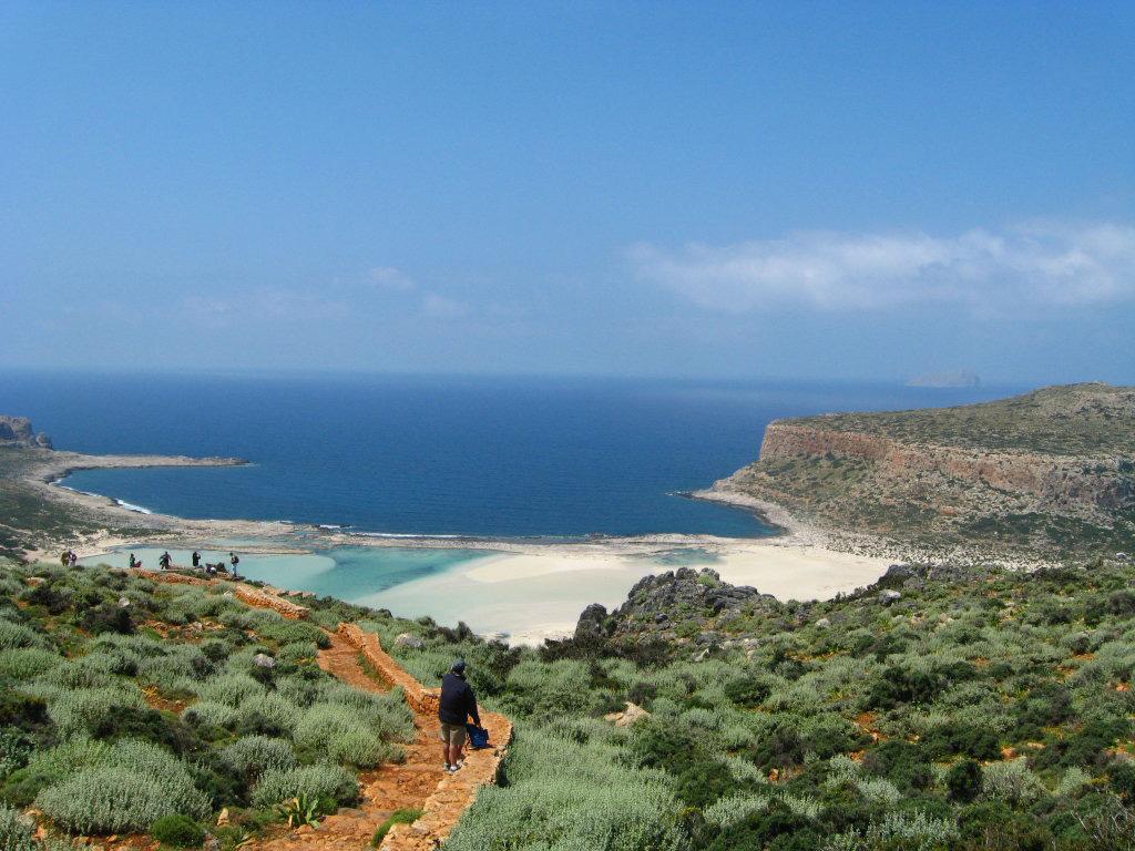 Пляж Балос в Греции, фото 2