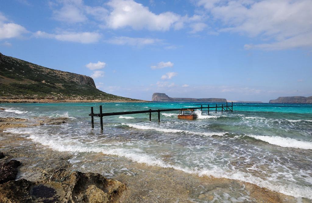 Пляж Балос в Греции, фото 3