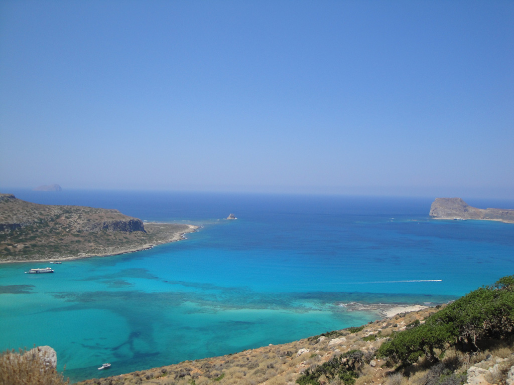 Пляж Балос в Греции, фото 4