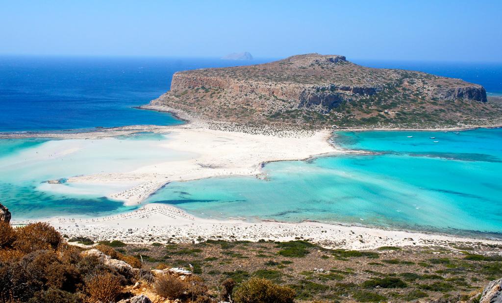 Пляж Балос в Греции, фото 5
