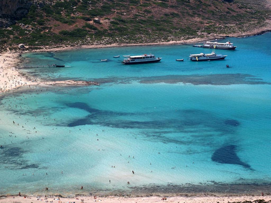 Пляж Балос в Греции, фото 6