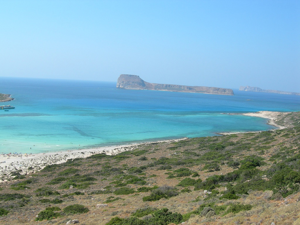 Пляж Балос в Греции, фото 8