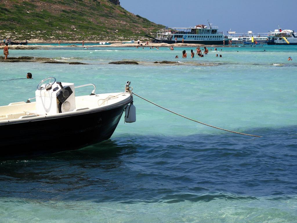 Пляж Балос в Греции, фото 9