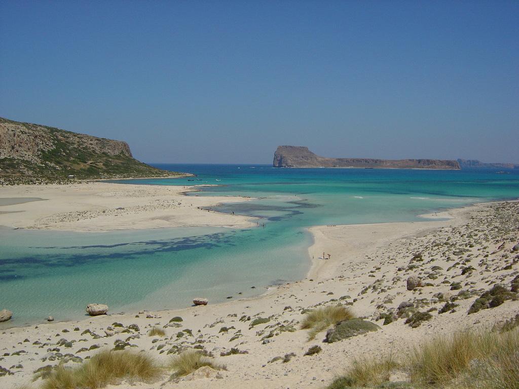 Пляж Балос в Греции, фото 10