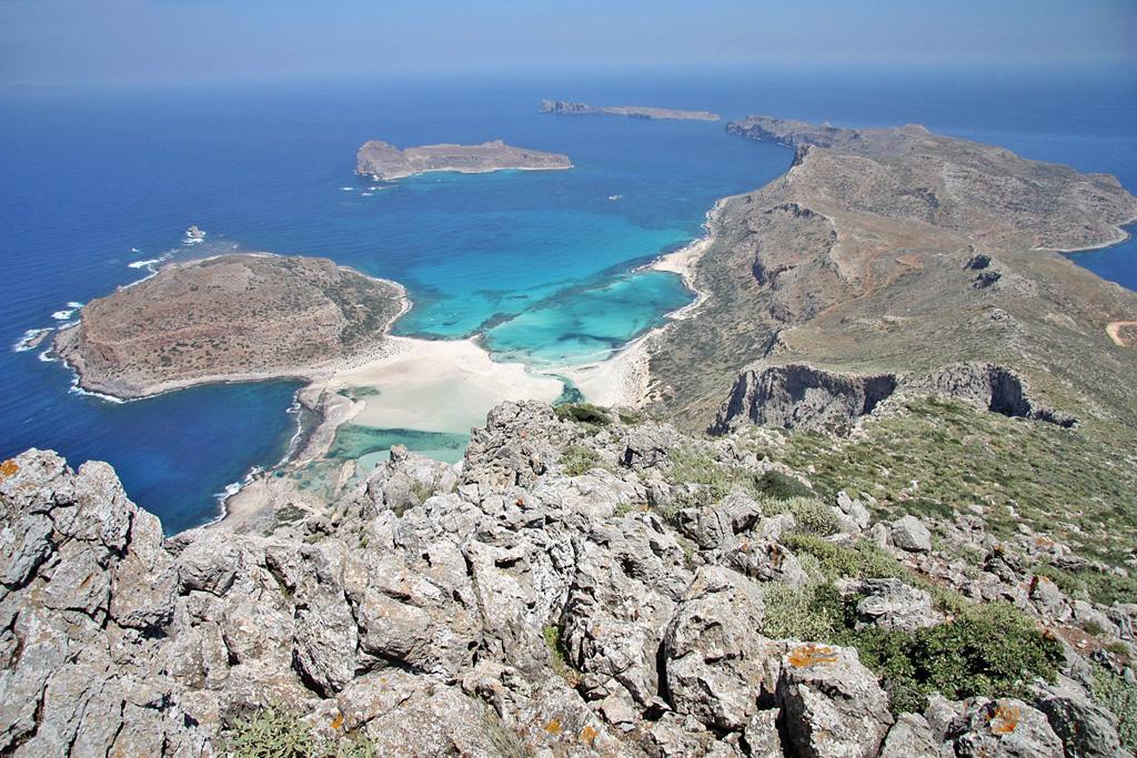 Пляж Балос в Греции, фото 11