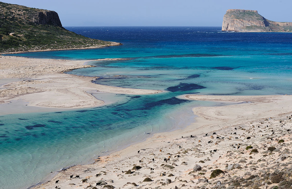 Пляж Балос в Греции, фото 12
