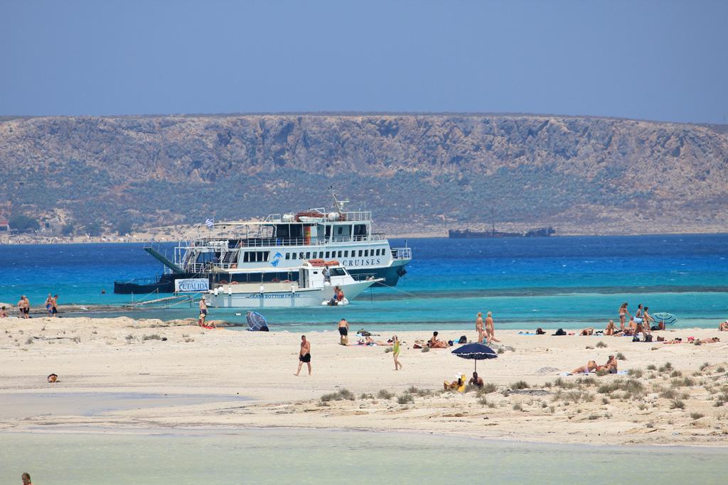 Пляж Балос в Греции, фото 13