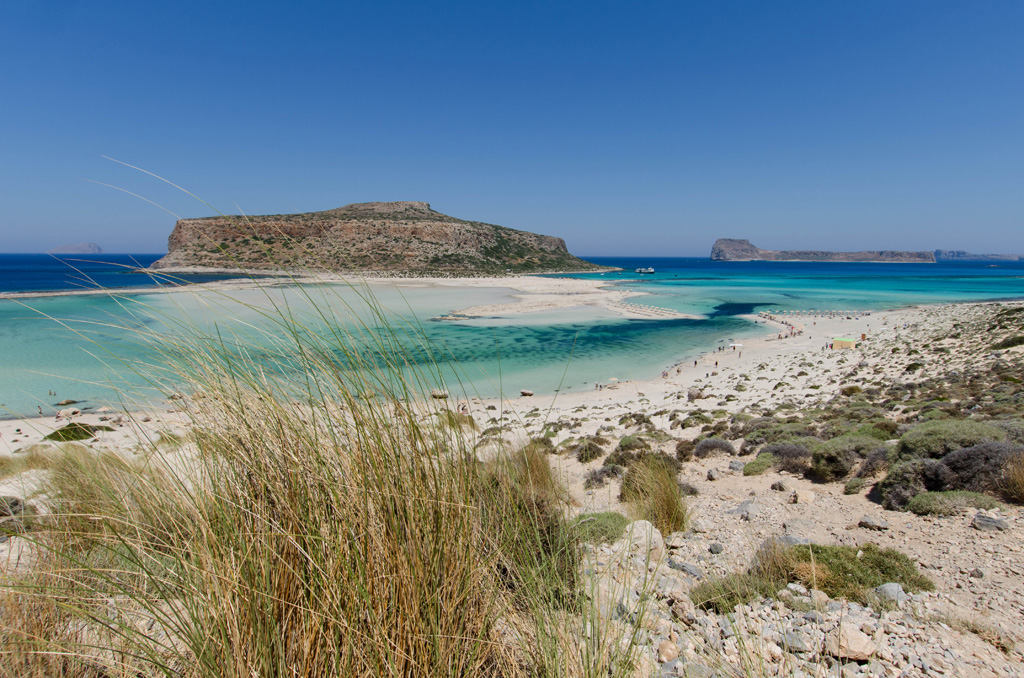 Пляж Балос в Греции, фото 16