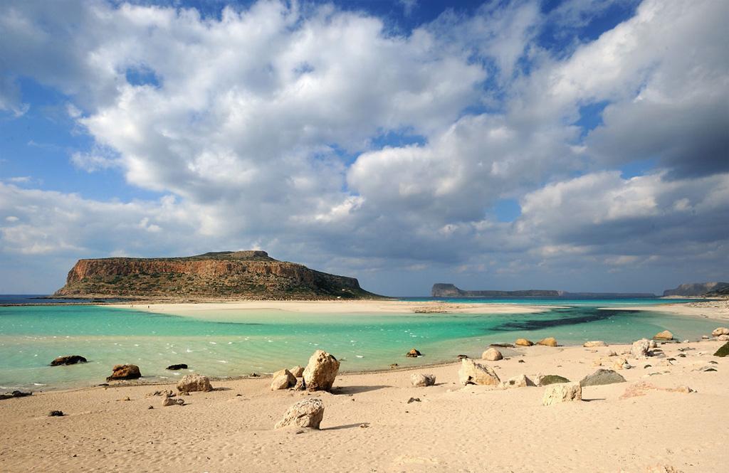 Пляж Балос в Греции, фото 17