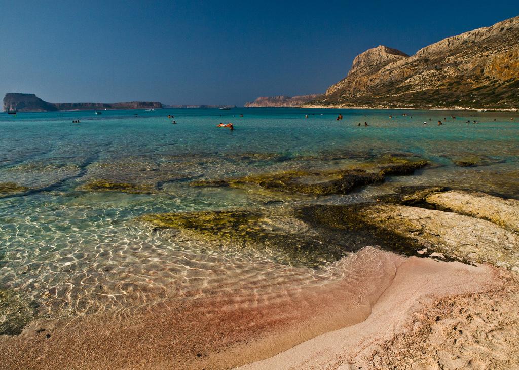 Пляж Балос в Греции, фото 18