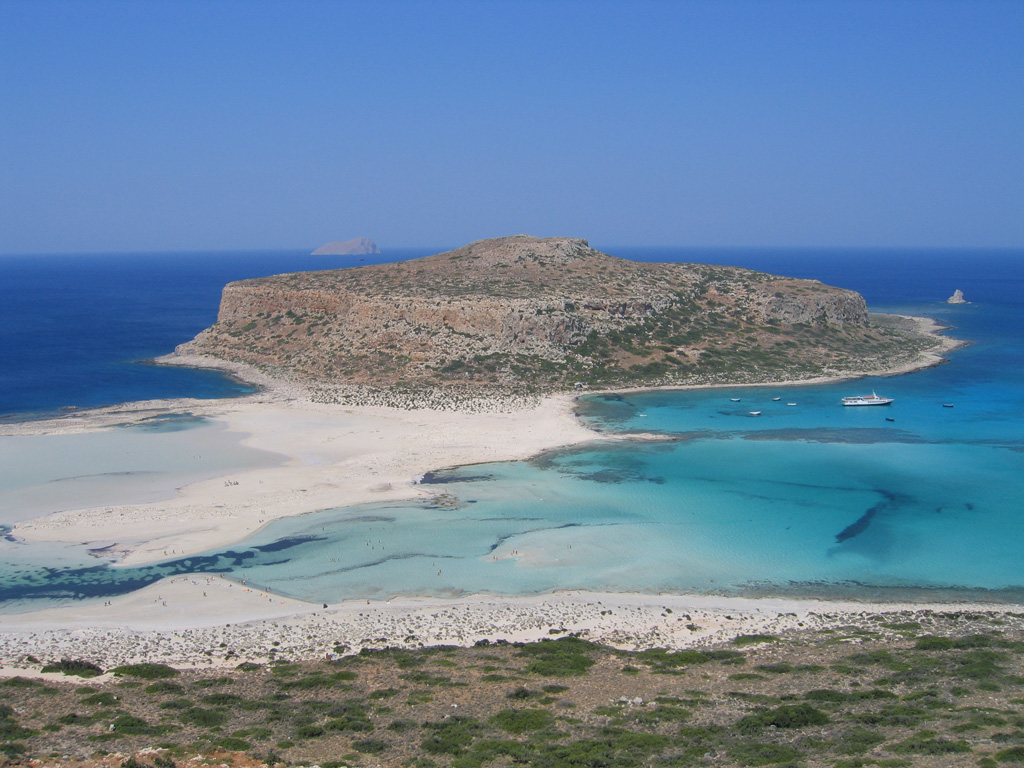 Пляж Балос в Греции, фото 19