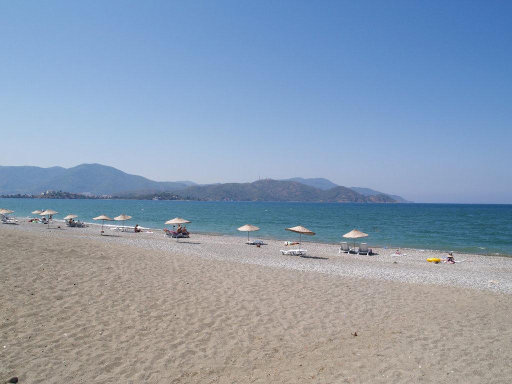 Пляж Чалыш в Турции, фото 2