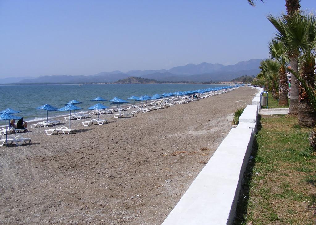 Пляж Чалыш в Турции, фото 5