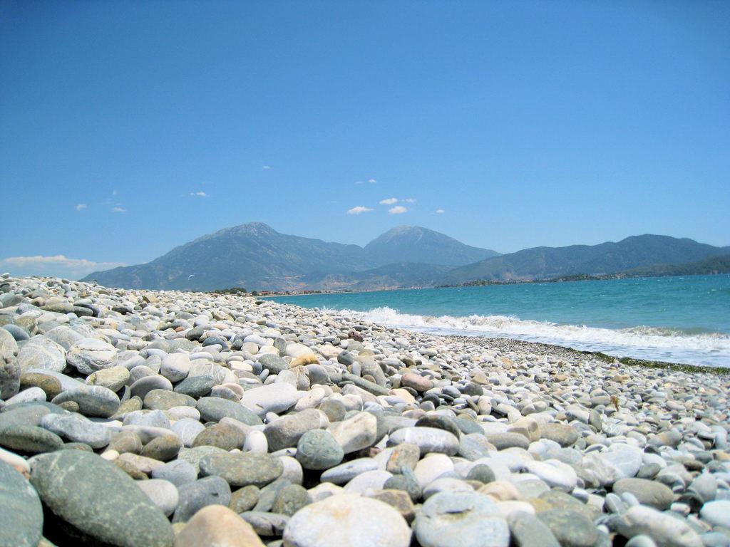 Пляж Чалыш в Турции, фото 6
