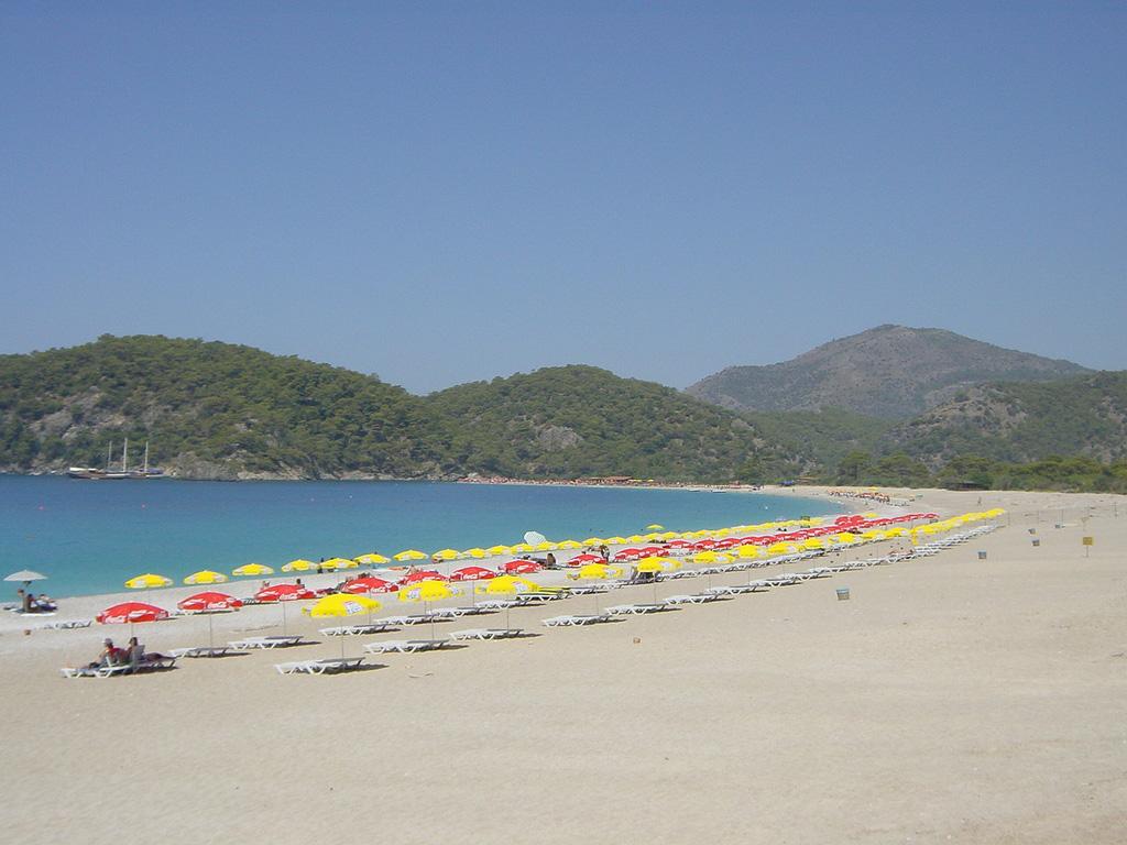 Пляж Чалыш в Турции, фото 8