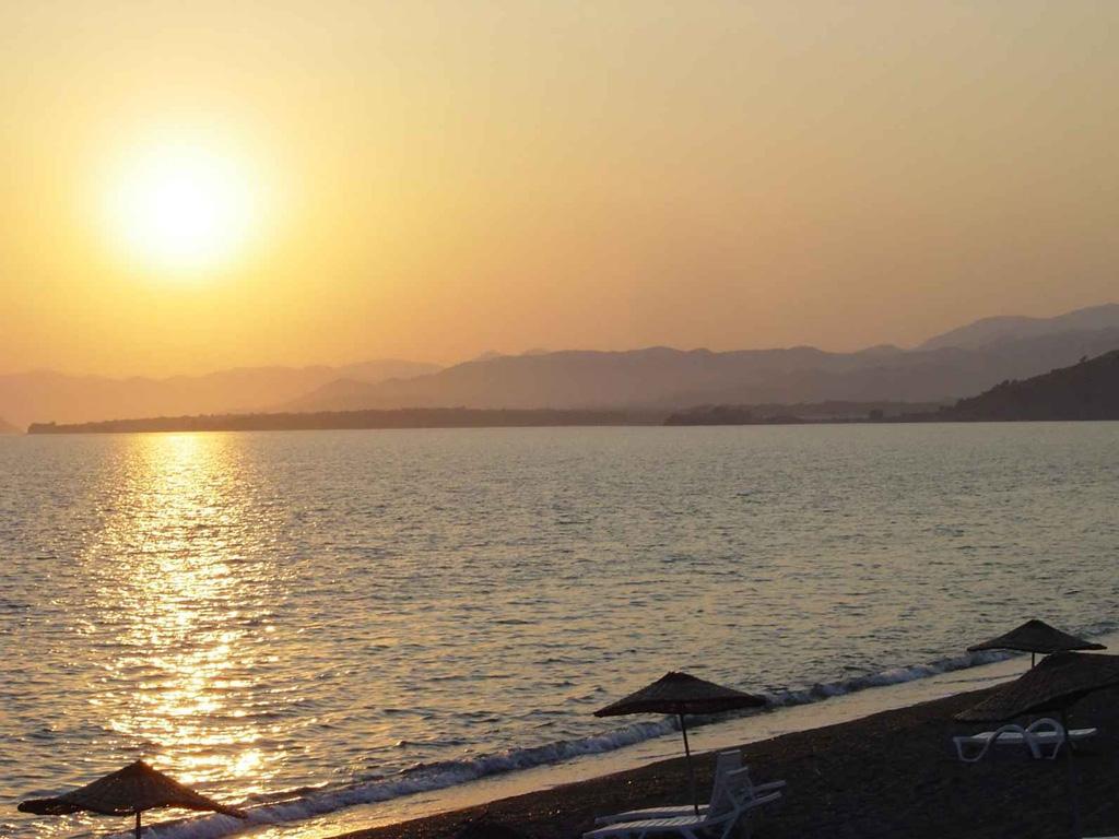Пляж Чалыш в Турции, фото 11