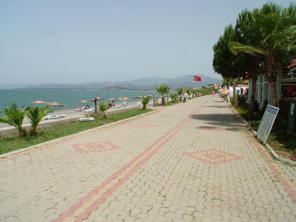 Пляж Чалыш в Турции, фото 17