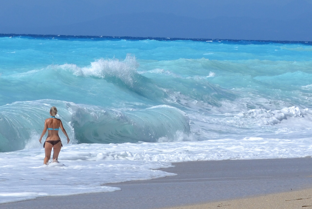 Снимаем на пляже 26 фотография