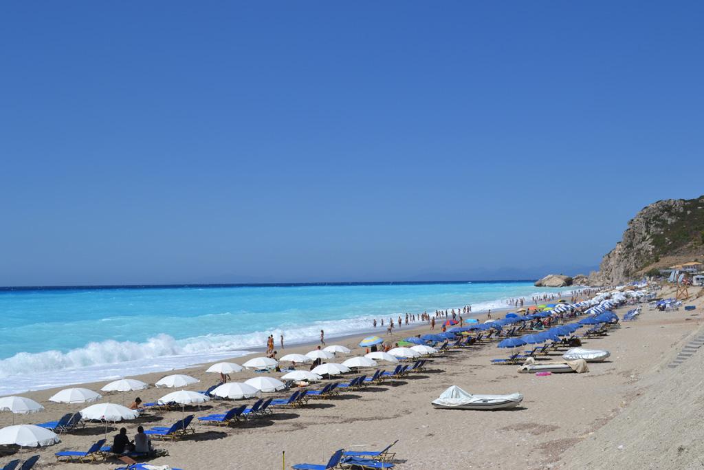 Пляж Катизма в Греции, фото 8