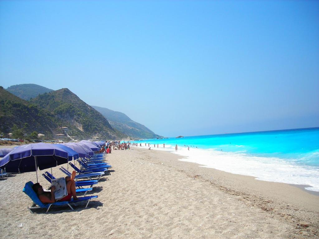 Пляж Катизма в Греции, фото 10