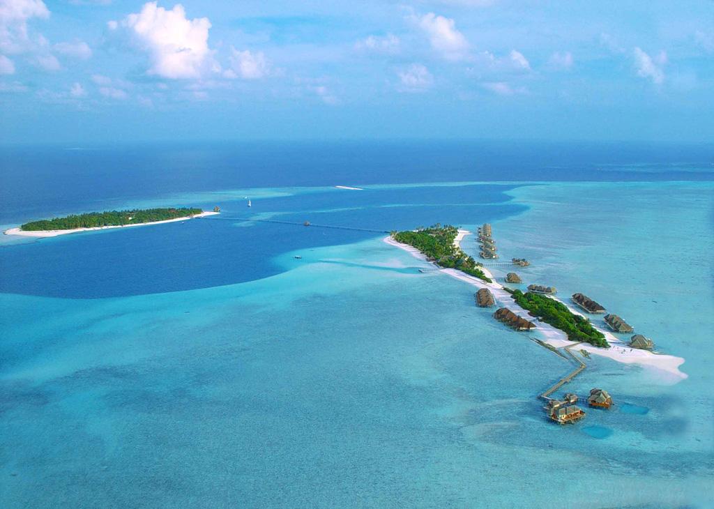 Пляж Конрад Рангали на Мальдивах, фото 9