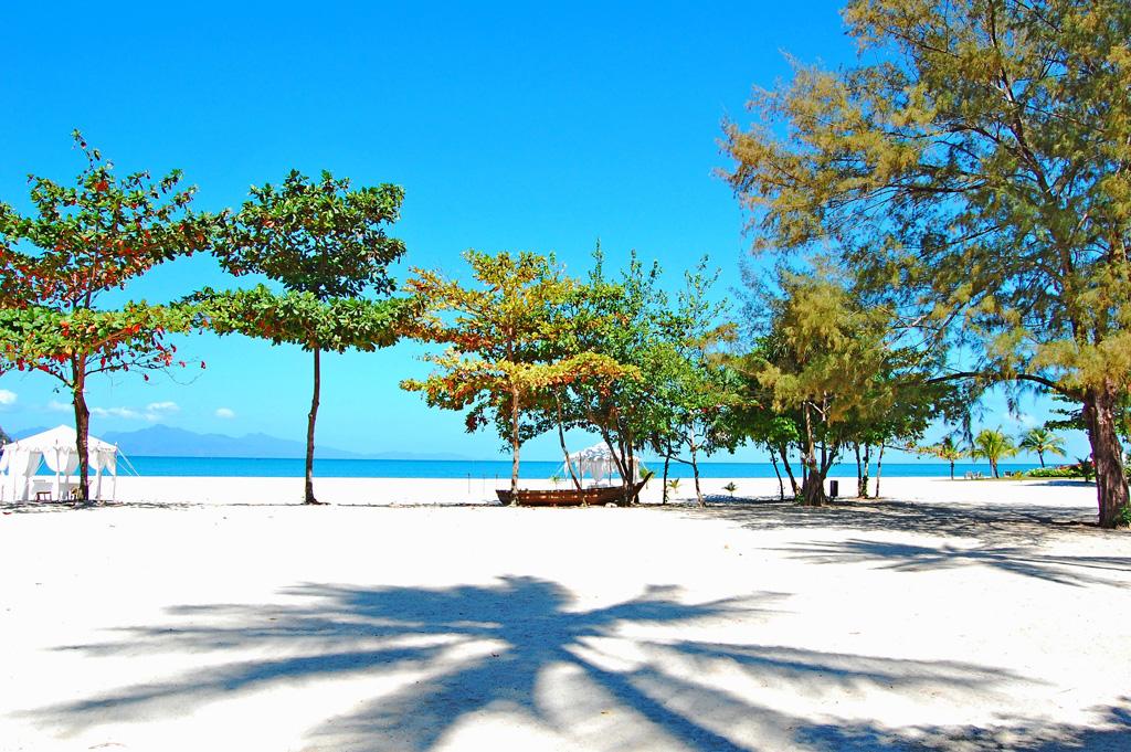 Пляж Лангкави в Малайзии, фото 1