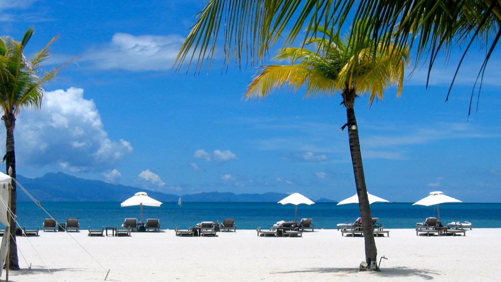 Пляж Лангкави в Малайзии, фото 2