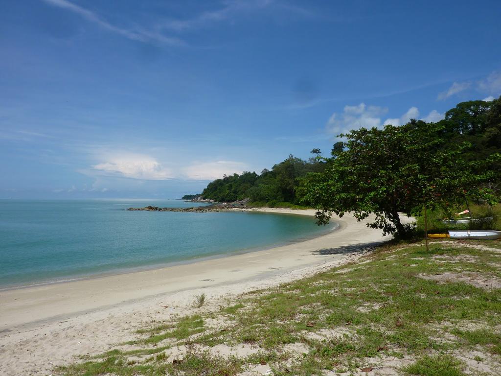 Пляж Лангкави в Малайзии, фото 3
